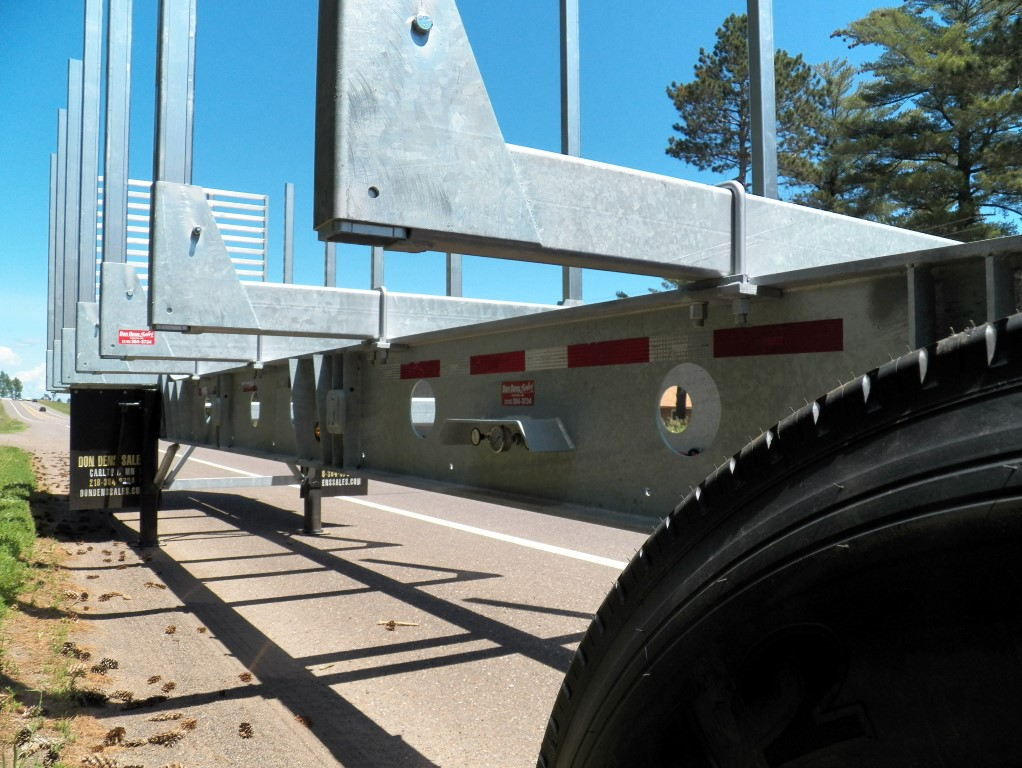 Log Trailers and Parts