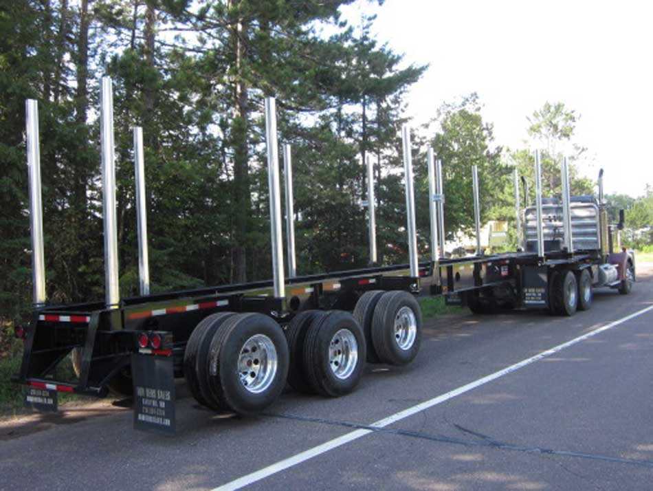 Galvastar Rail Trailer